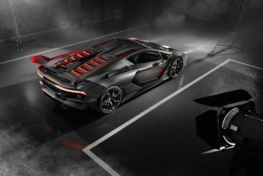 Lamborghini SC18: Squadra Corse Unveils Their Unicorn 22