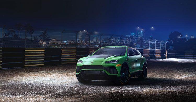 Lamborghini Urus SUV Race Car? No, Really 3