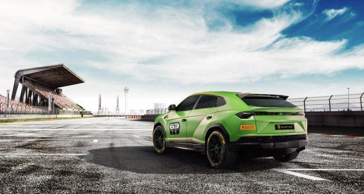526221 750x400 - Lamborghini Urus SUV Race Car? No, Really