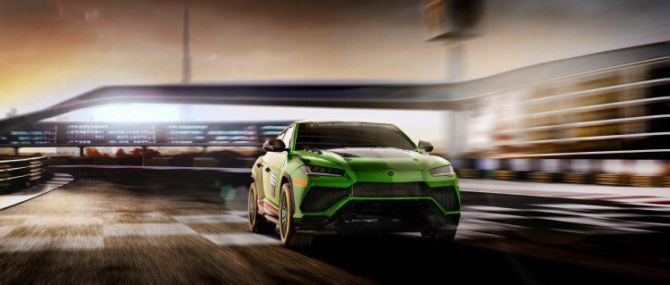 Lamborghini Urus SUV Race Car? No, Really 2