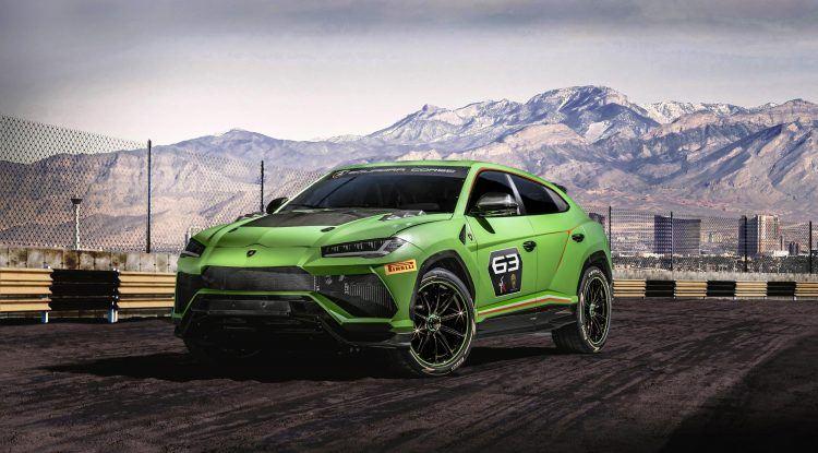 Lamborghini Urus SUV Race Car? No, Really 1