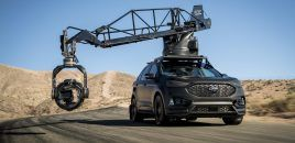 Lights! Camera! . . . Ford Edge ST?