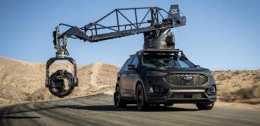 EdgeST Pursuit Special Editon Camera Car 370x180 - Lights! Camera! . . . Ford Edge ST?