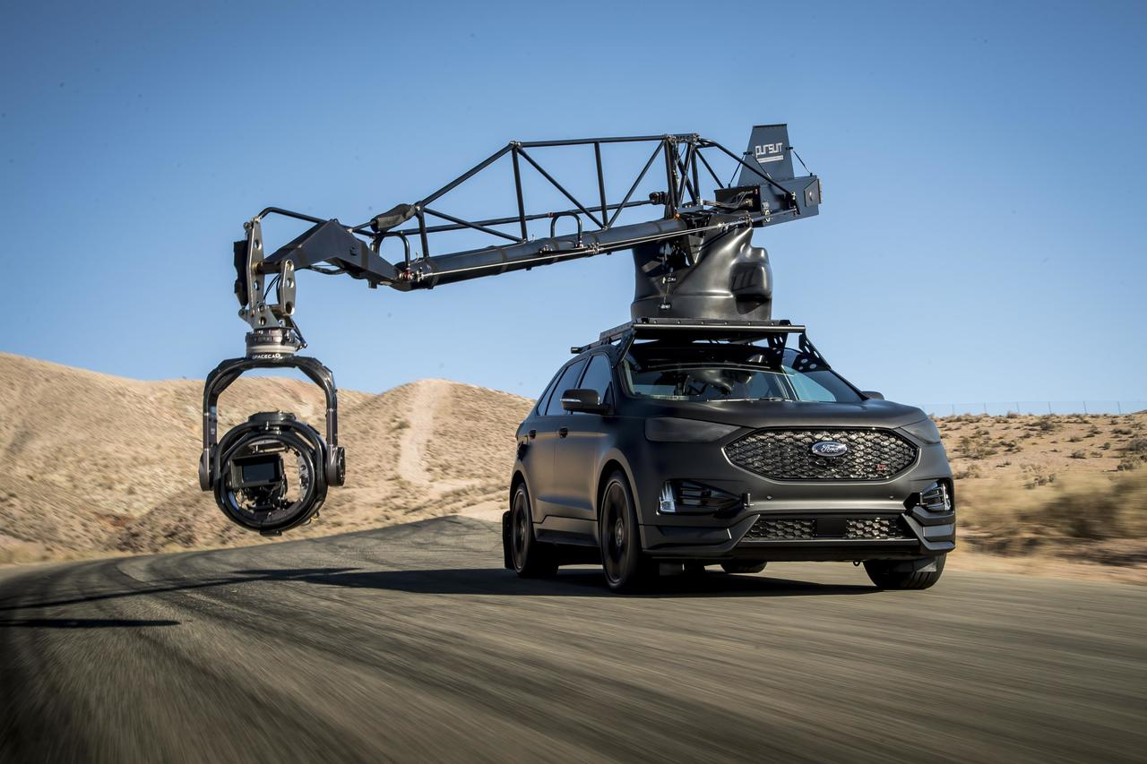 EdgeST Pursuit Special Editon Camera Car