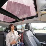 Hyundai Motor Group Solar Charging Technology