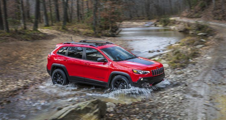 2019 Jeep Cherokee Trailhawk Review Pavement Not Required