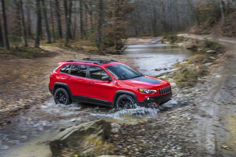2019 Jeep Cherokee Trailhawk Review: Pavement Not Required 23