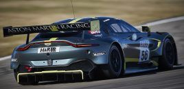 Aston Martin Vantage GT3 To Take On Abu Dhabi
