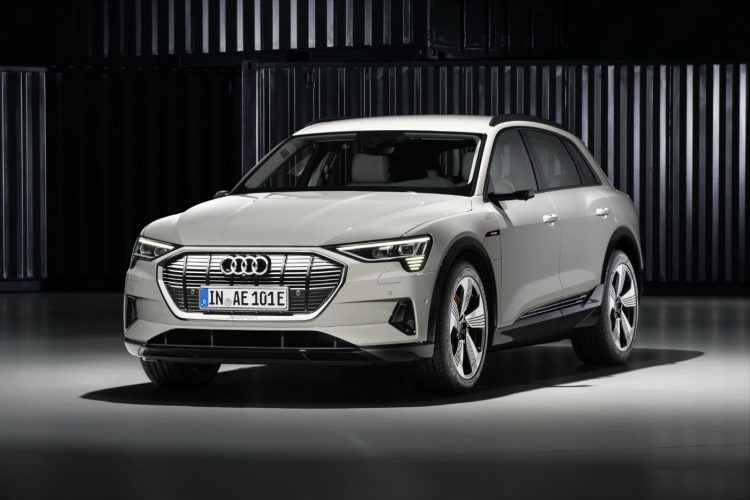 The 2019 Audi e-tron Will Make You Change Your Mind About EVs 1