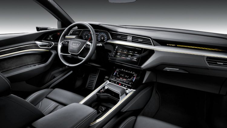 The 2019 Audi e-tron Will Make You Change Your Mind About EVs 4