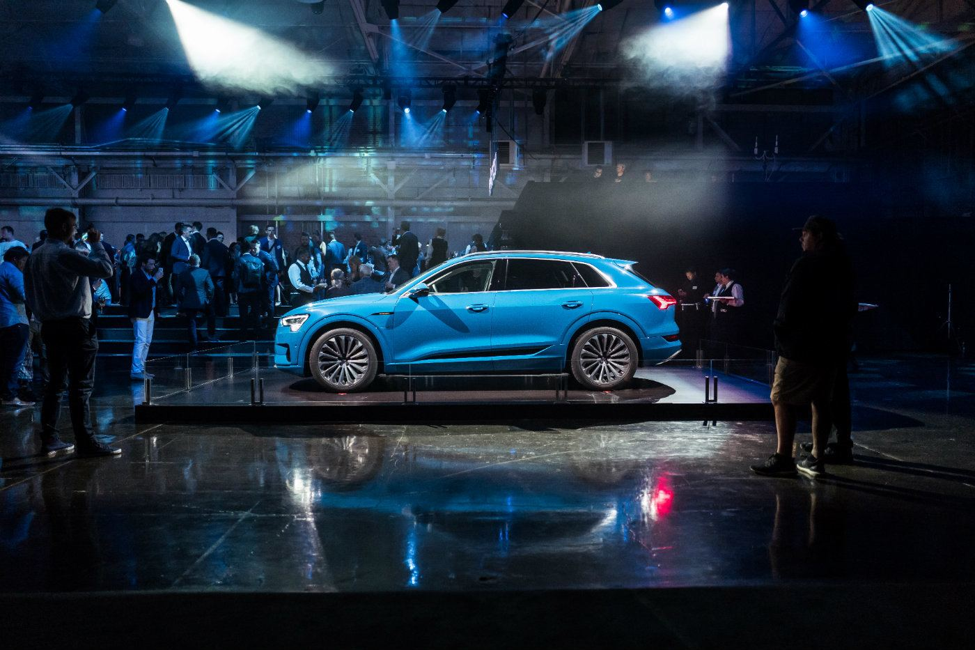 The 2019 Audi e-tron Will Make You Change Your Mind About EVs