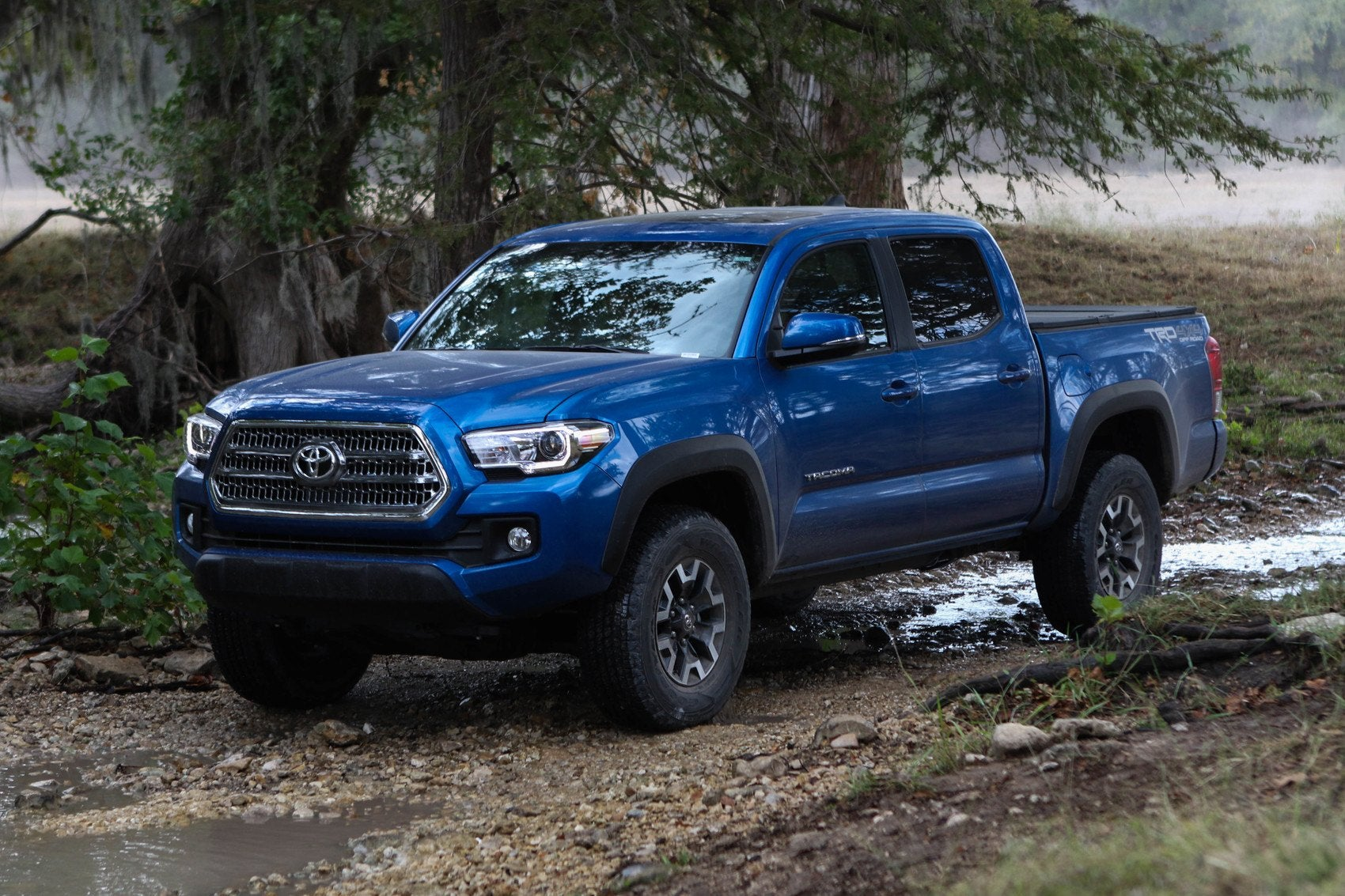 2018 Toyota Tacoma Limited Review: Not Too Shabby