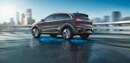 2019 Kia Niro EV: Like A Bank Vault That Makes Cool Noises