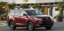 2019 Toyota Highlander SE Review: Ideal For Active Families