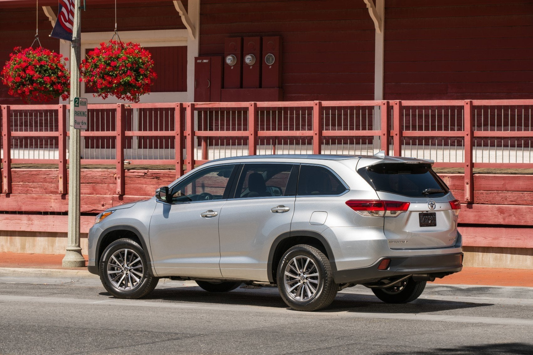 2019 Toyota Highlander Se Review Ideal For Active Families
