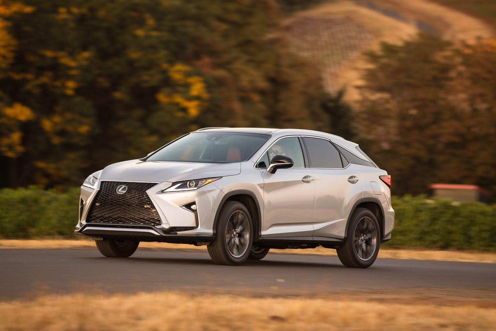 2018 Lexus RX Reviews - Research RX Prices & Specs ...  |Lexus Rx450