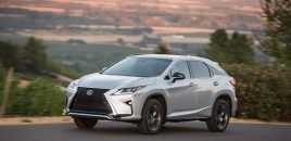 2019 Lexus RX 350 F Sport Review: Stylish & Tech-Focused