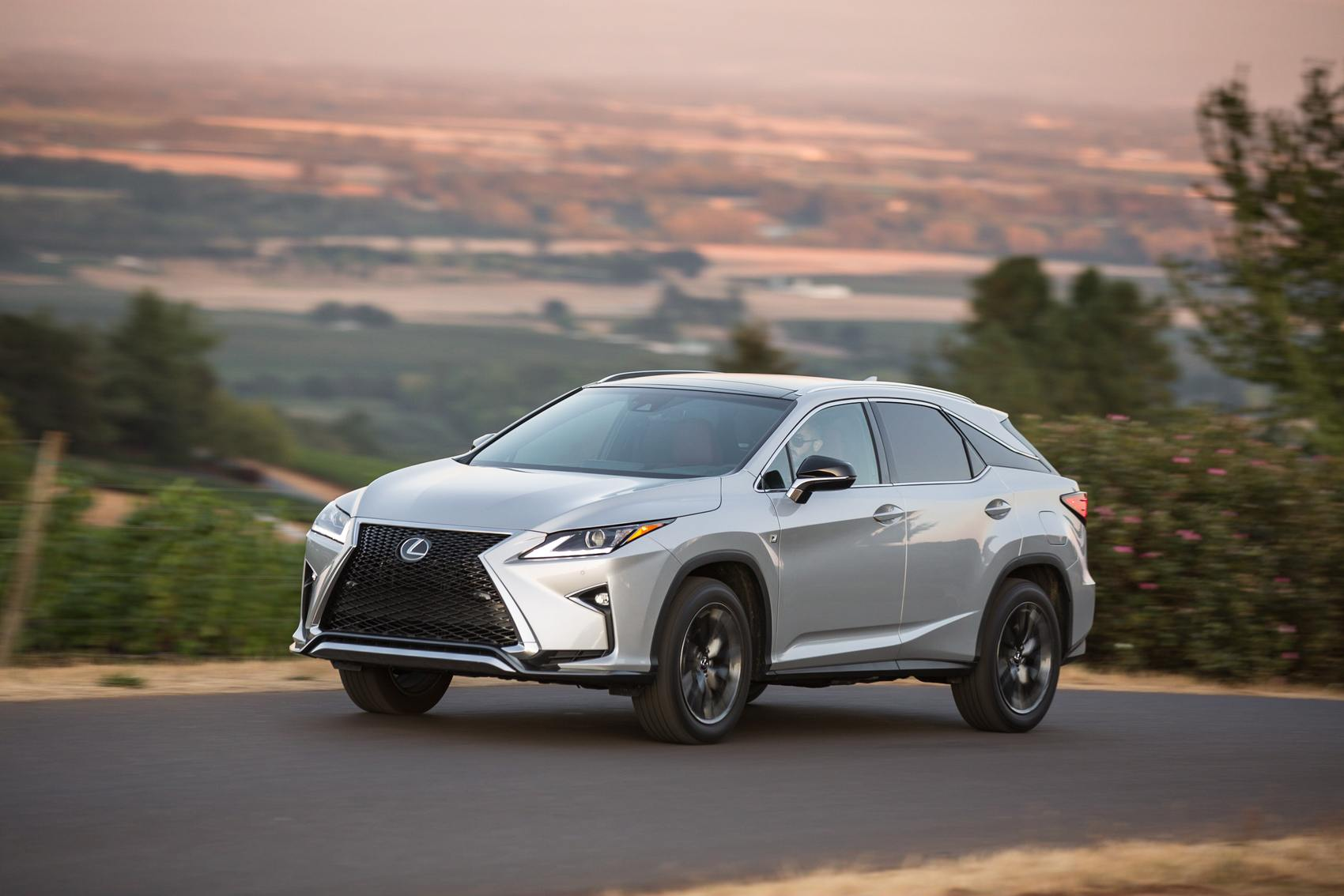 2019 lexus rx 350 f sport review stylish tech focused. Black Bedroom Furniture Sets. Home Design Ideas