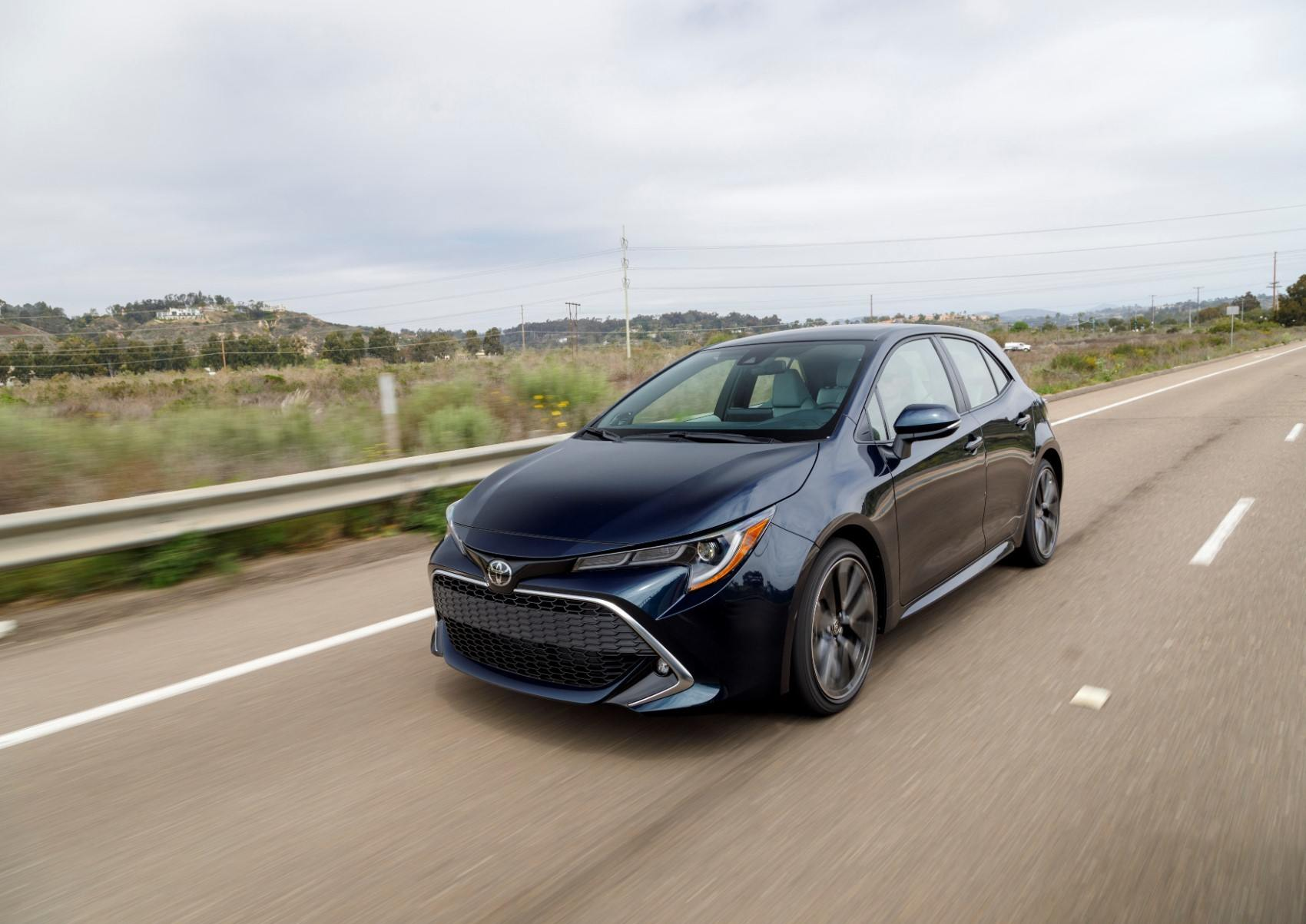 2019 Toyota Corolla Hatchback Review Sporty Safe
