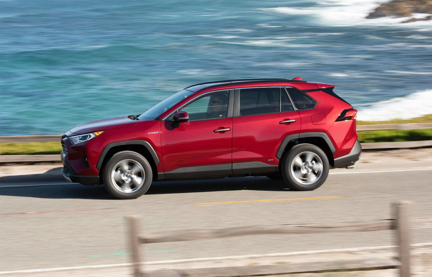 2019 Toyota RAV4: Right Size Fits All