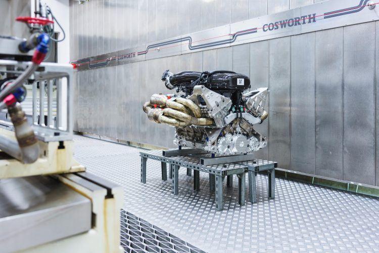 Aston Martin Valkyrie Engine 2