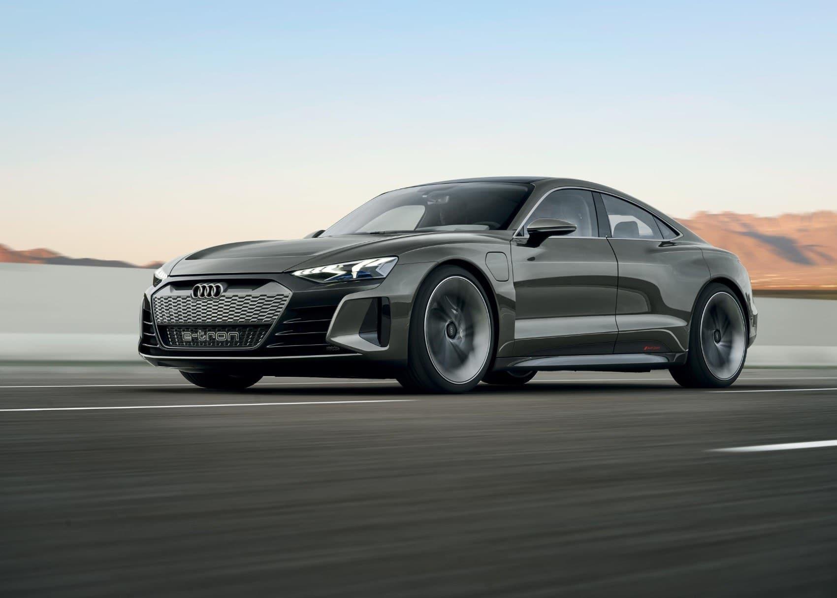 Audi e tron GT 2 1