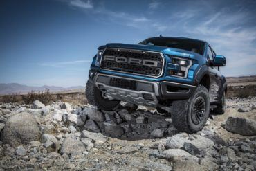 Can The Ford Raptor Take On Santa's Sleigh? You Might Be Surprised 21