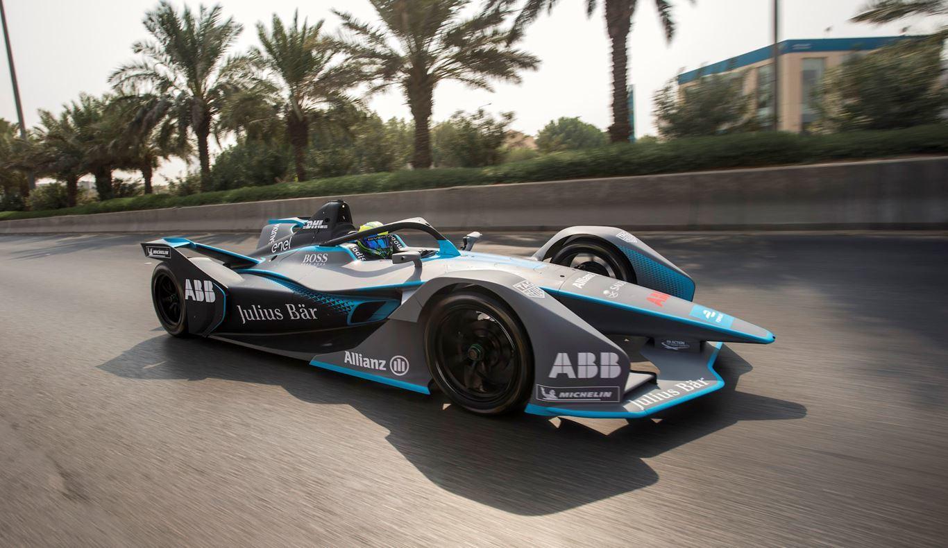 Seven Female Drivers Set For Formula E Test In Saudi Arabia