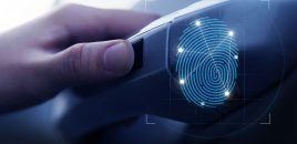 Goodbye Keys! Hello Hyundai's Fingerprint Technology