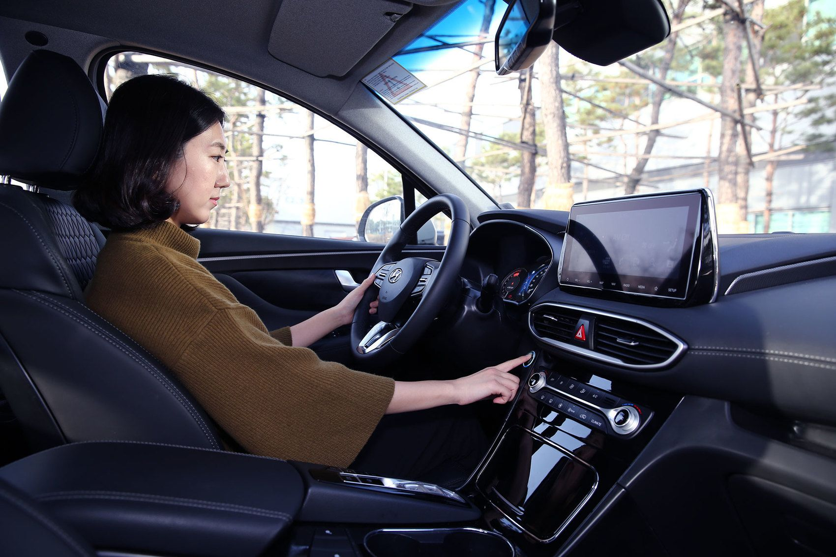 Hyundai fingerprint technology press photo3