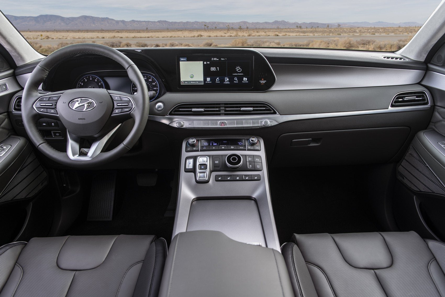 Hyundai Palisade Bigger Than It Looks But As Good As They Say