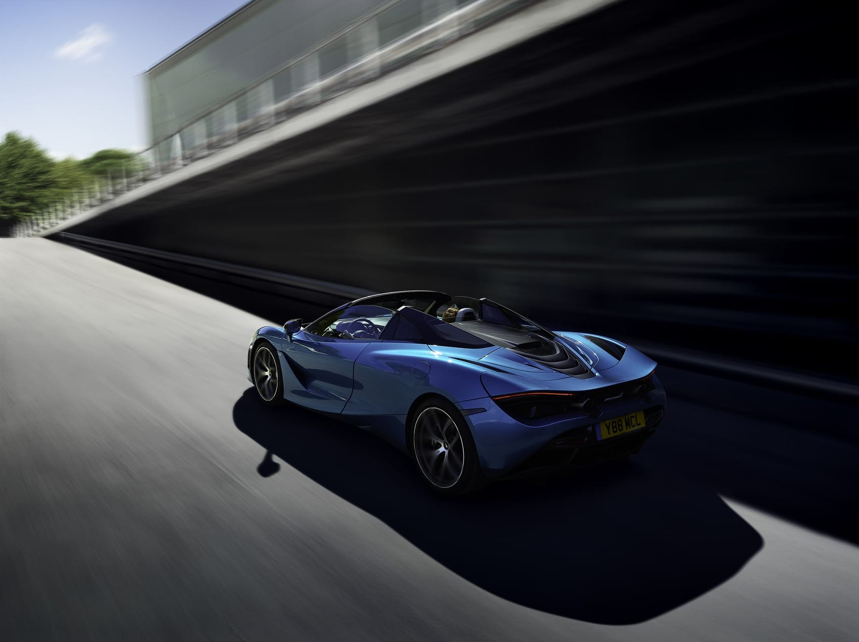 Mclaren 720s Spider Performance Necessary Roof Optional