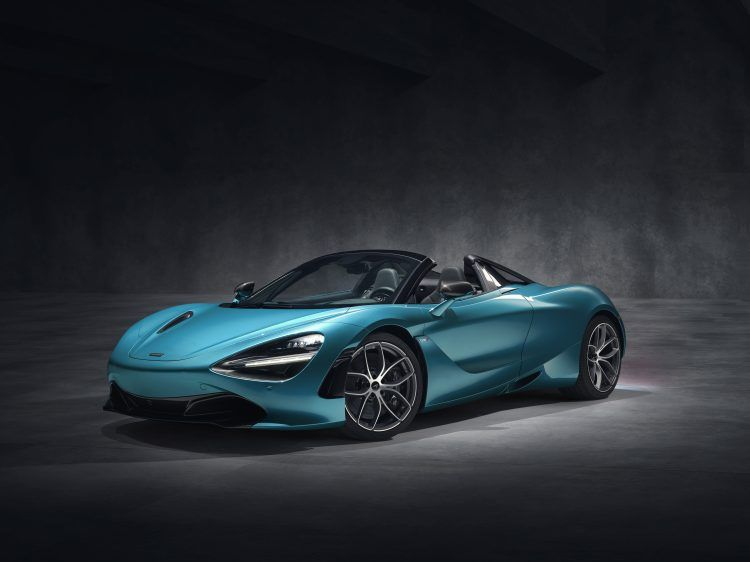 McLaren 720S Spider: Performance Necessary, Roof Optional 2