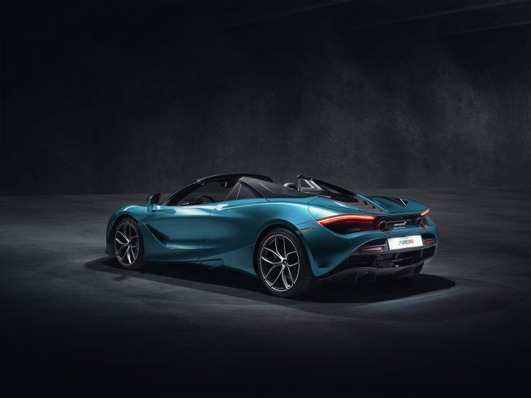 McLaren 720S Spider: Performance Necessary, Roof Optional 1