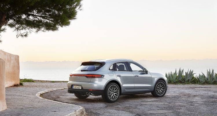 2019 Porsche Macan S Holding The Middle Ground