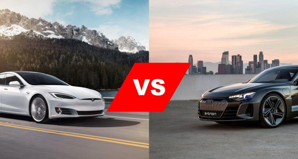 Tesla VS Audi
