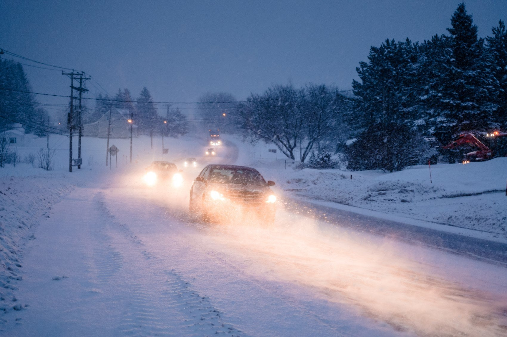 Do These 5 Easy Things for Your Car Before Winter Comes