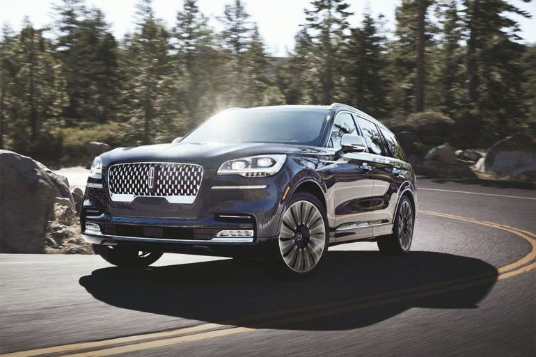 2020 Lincoln Aviator: When Luxury Vehicles & Cheese Graters Collide 17