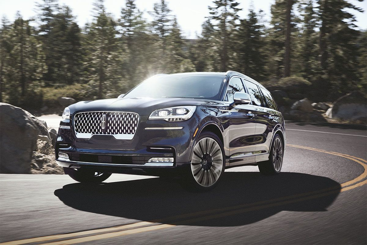 2020 Lincoln Aviator: When Luxury Vehicles & Cheese Graters Collide