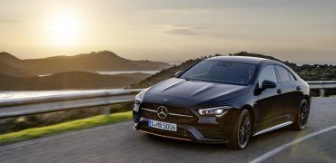 "18C0973 028 source 370x180 - 2020 Mercedes-Benz CLA Coupe: Just Call Me ""Mercedes"""