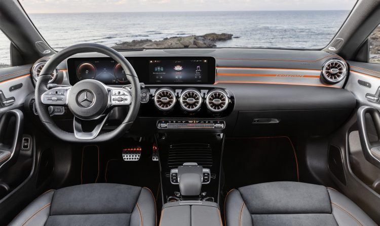 """2020 Mercedes-Benz CLA Coupe: Just Call Me """"Mercedes"""" 17"""