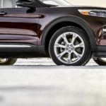 19 Ford Explorer Platinum
