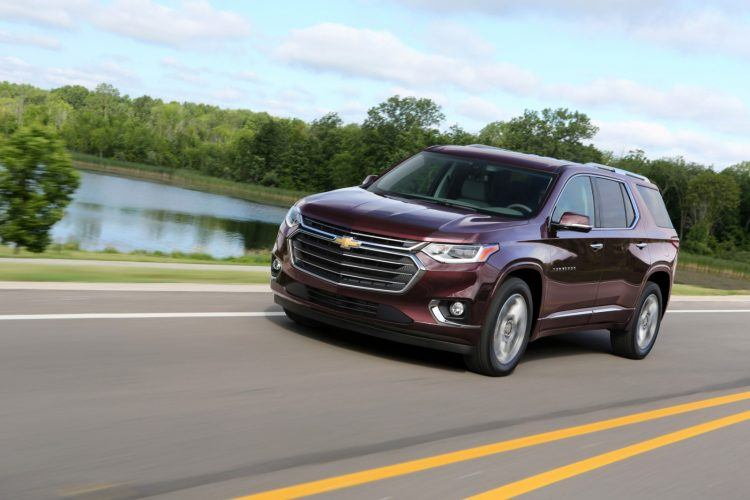 2018 Chevrolet Traverse 050 750x500 - What's The Best Bumper-to-Bumper Warranty?