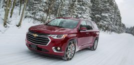 2019 Chevy Traverse LT Review: Spacious But Lacking Elsewhere