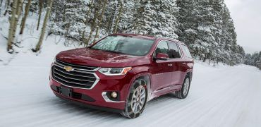 2018 Chevrolet Traverse 074 370x180 - 2019 Chevy Traverse LT Review: Spacious But Lacking Elsewhere