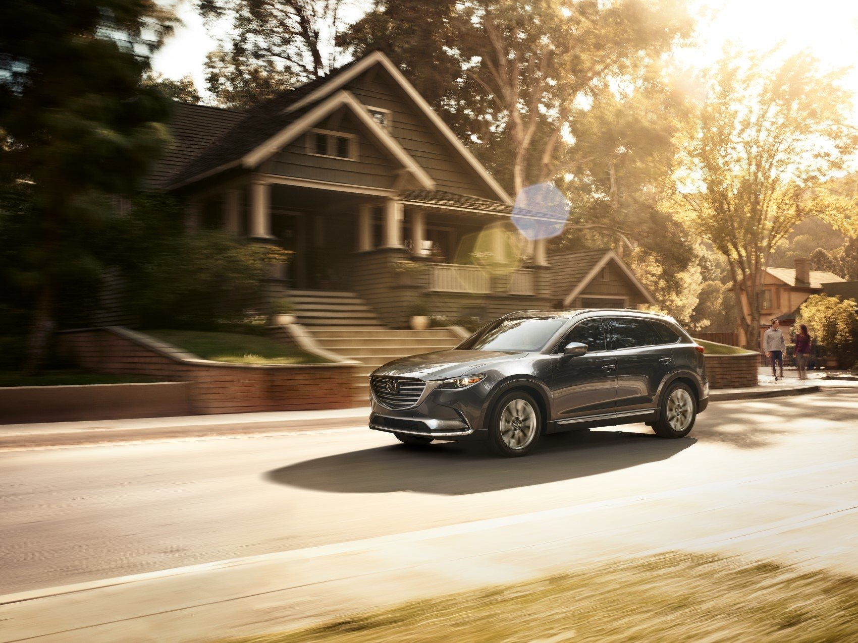 2019 Mazda CX-9 Grand Touring Review: Quiet & Confident