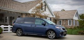 2019 Toyota Sienna Review: Performance For Families Where It Matters