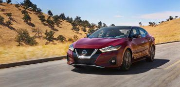 2019 Nissan Maxima 1 1 370x180 - 2019 Nissan Maxima: Athletic. Luxurious. But Too Expensive?