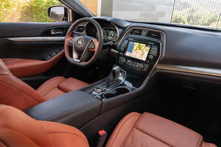 2019 Nissan Maxima 16 1 1