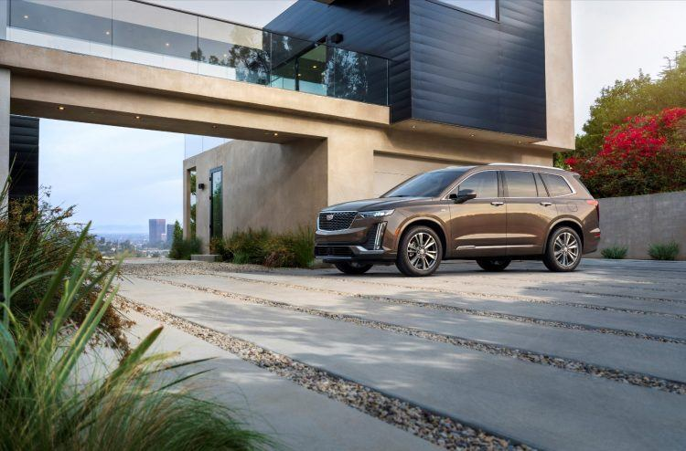 2020 Cadillac XT6 Luxury 012
